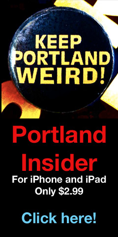 Portland Insider iTunes App - Hidden (and not so hidden) in the corners of the Rose City await surprises that Keep Portland Weird. Portland Insider is an on-the-go travel guide for visitors and residents who seek unique activities.