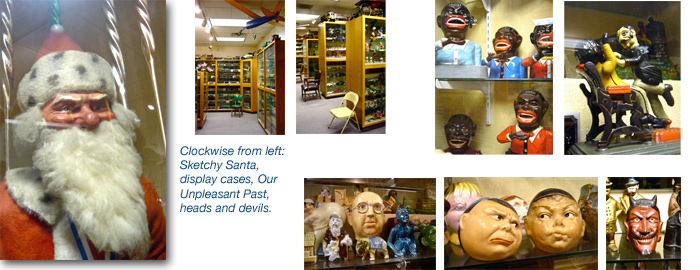Toy museum, Portland Oregon