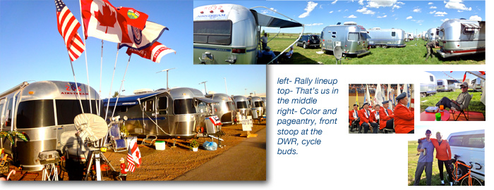 Wally Byam Caravan Club International Rally, Gillette Wyoming 2010