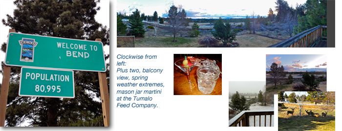 """The Four R's move to Bend, Oregon; """"Portland Insider"""" app for iPhone and iPad"""