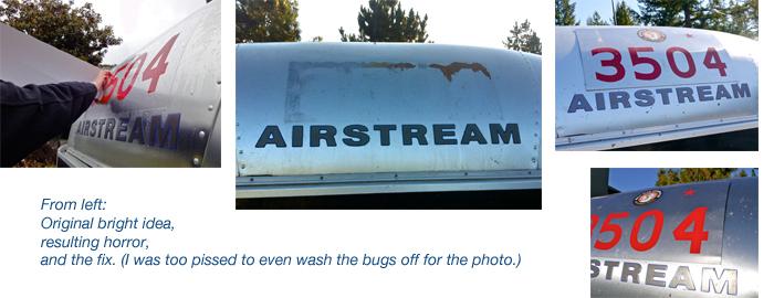 WBCCI Big Red Numbers Airstream tip